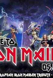 TRIBUTE TO IRON MAIDEN Blood Brothers - Official Iron Maiden Tribute Band