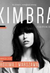 Kimbra - Warszawa