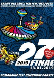 27. Finał WOŚP 2019 w Parlinie - program