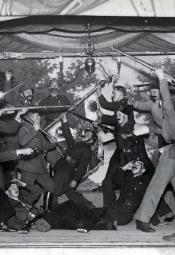 Plenerowa wystawa podsumowująca Akcję: Powstanie