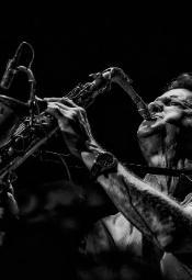 Jazzografie - fotograficzne impresje jazzowe Lecha Basela