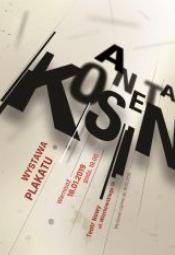 Prostota i synteza. Plakaty Anety Kosin w Teatrze nowym w Łodzi