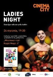 Ladies Night w Cinema City: Miszmasz czyli Kogel Mogel 3