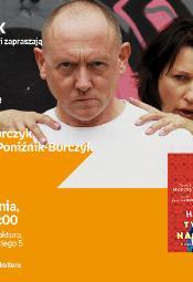 Paweł Burczyk, Olimpia Poniźnik-Burczyk - spotkanie