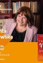 Jolanta Kosowska - spotkanie autorskie