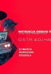 O.S.T.R. & DJ HAEM