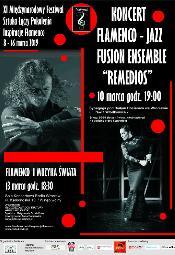 XI Międzynarodowy Festiwal Sztuka Łączy Pokolenia Inspiracje Flamenco