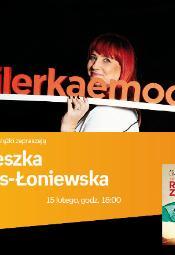 Agnieszka Lingas-Łoniewska - spotkanie autorskie