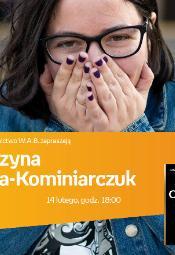 Katarzyna Czajka-Kominiarczuk - spotkanie autorskie