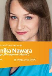 Weronika Nawara - spotkanie autorskie