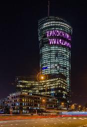 Miłosne wyznania na Warsaw Spire
