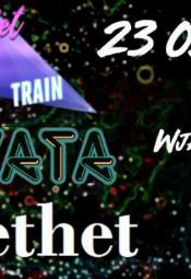 WATA, Violet Train, hethet | Łódź