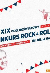 XXXIX Ogólnoświatowy konkurs Rock'n'rolla