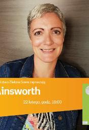 Eve Ainsworth - spotkanie autorskie