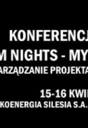 Konferencja naukowo-branżowa PM Nights 2019