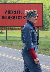 Dzień Kobiet w DCF: Trzy billboardy za Ebbing, Missouri / Mad Max