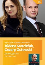 Aldona Marciniak, Cezary Gutowski - książka o Robercie Kubicy