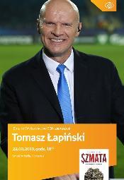 Tomasz Łapiński - spotkanie autorskie