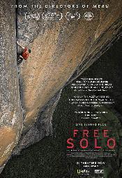 Free Solo - pokaz specjalny w Oh Kino