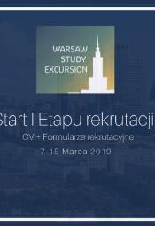 Warsaw Study Excursion 2019