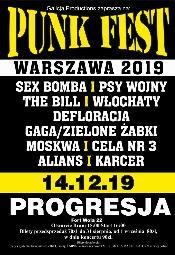 Punk Fest 2019 Warszawa