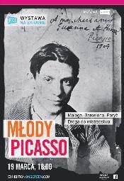 """""""Młody Picasso"""" w Multikinie"""