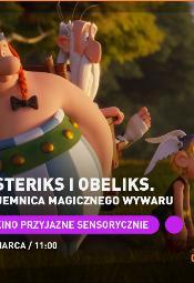 Kino Przyjazne Sensorycznie: Asteriks i Obeliks. Tajemnica magicznego wywaru
