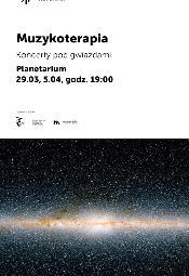 Koncert pod gwiazdami: Muzykoterapia