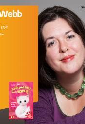Holly Webb - spotkanie autorskie