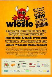 """VIII Gdański Festiwal Impro """"Podaj Wiosło"""""""