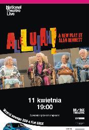 """Spektakl """"Alleluja!"""" w Multikinie"""