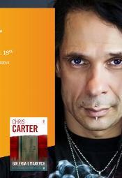 Chris Carter - spotkanie autorskie