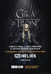 """Premiera 8. sezonu """"Gry o tron"""" w Heliosie"""