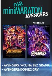 OH! miniMaraton Avengers