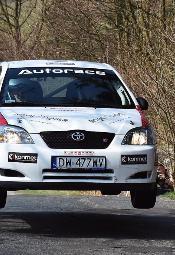 3. Ireco Rally - pierwsza runda Tarmac Masters 2019