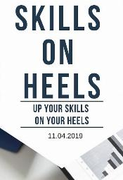 Skills on Heels - up your skills on your heels!