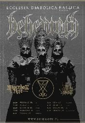 "Behemoth ""Ecclesia Diabolica Baltica"""