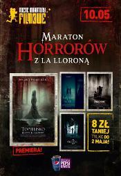Maraton Horrorów z La Lloroną w Heliosie