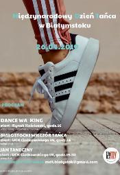 Międzynarodowy Dzień Tańca w Białymstoku
