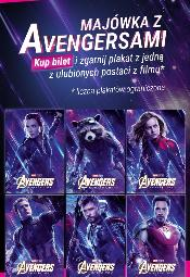 Majówka z Avengersami w Multikinie