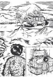 """Prezentacja komiksu """"Przechera"""" + spotkanie autorskie"""