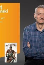 Spotkanie autorskie z Andrzejem Ziemiańskim