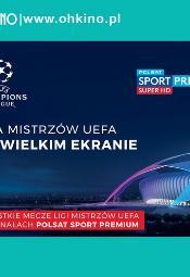 Mecz finałowy Ligi Mistrzów UEFA w Oh Kino