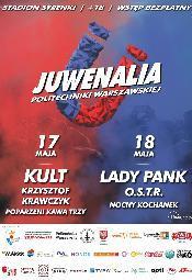 Juwenalia Politechniki Warszawskiej 2019 - dzień 2