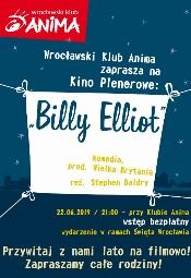 Kino plenerowe z Animą: Billy Elliot