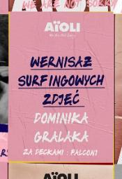 Surfingowe zdjęcia Dominika Gralaka
