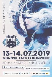 Tattoo Konwent 2019 w Gdańsku - dzień 2