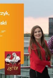 Edyta Kowalczyk i Jakub Radomski - spotkanie autorskie
