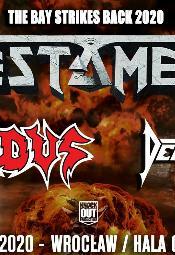 Testament + Exodus + Death Angel