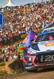 ADAC Rallye Deutschland 2019 - dzieńpierwszy
